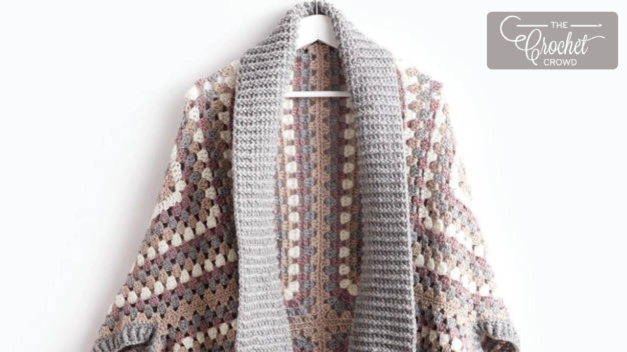 Crochet Cardigan Projects