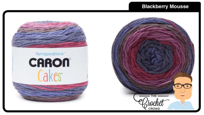 Caron Cakes - Blackberry Mousse