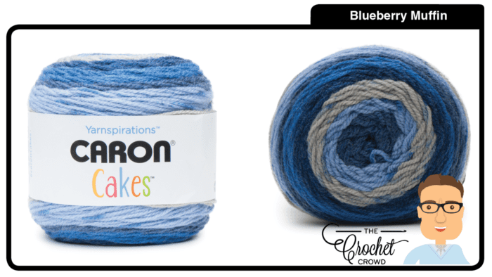 Caron Cakes - Blueberry Muffin