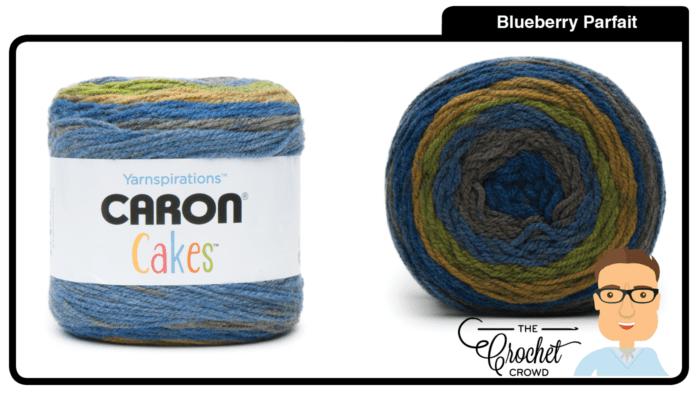 Caron Cakes - Blueberry Parfait