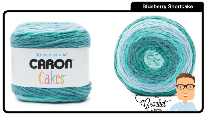 Caron Cakes - Blueberry Shortcake