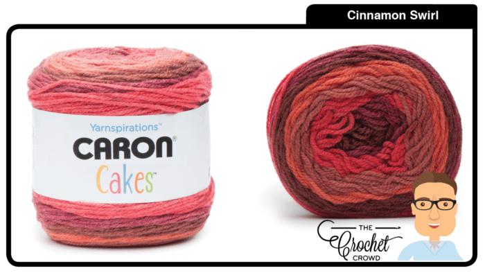 Caron Cakes - Cinnamon Swirl