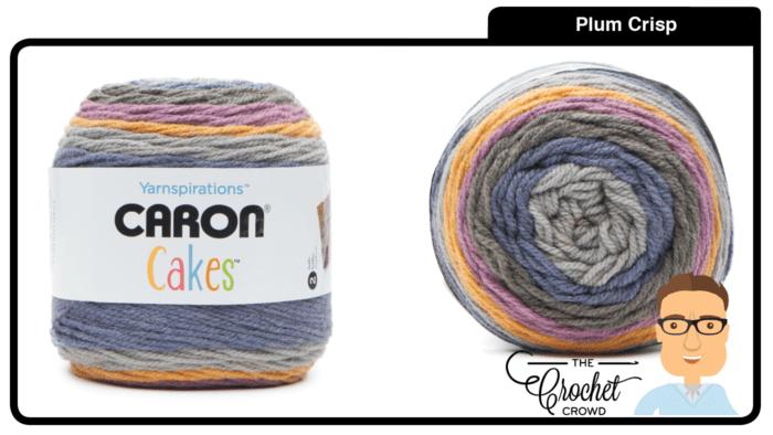 Caron Cakes - Plum Crisp