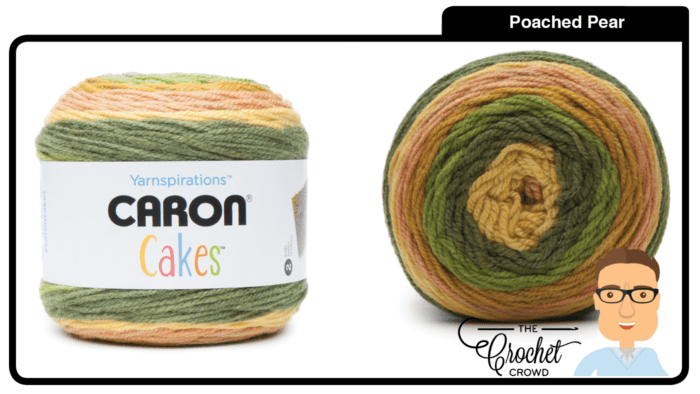 Caron Cakes - Poached Pear