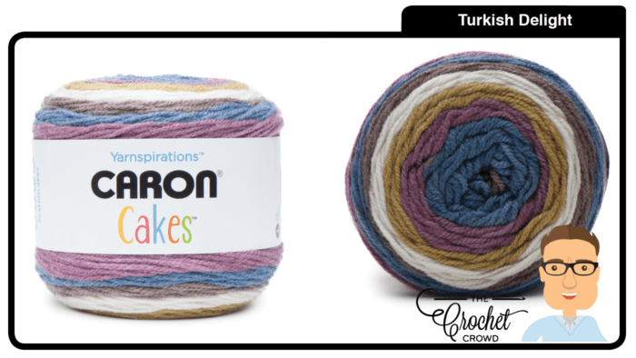 Caron Cakes - Turkish Delight