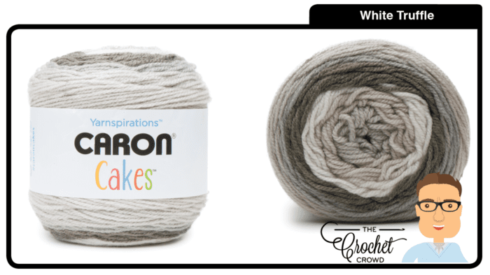 Caron Cakes - White Truffle
