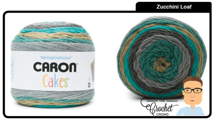 Caron Cakes - Zucchini Loaf