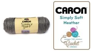 Caron Simply Soft Heather