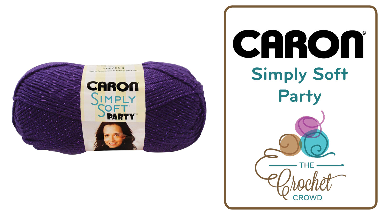 What To Do With Caron Simply Soft Party Yarn The Crochet Crowd