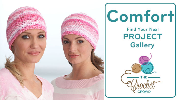 Crochet Comfort Project Gallery