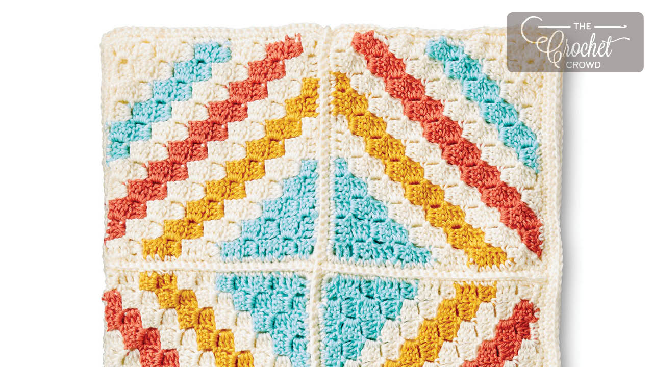 Corner To Corner C2c Crochet Project Gallery The Crochet Crowd