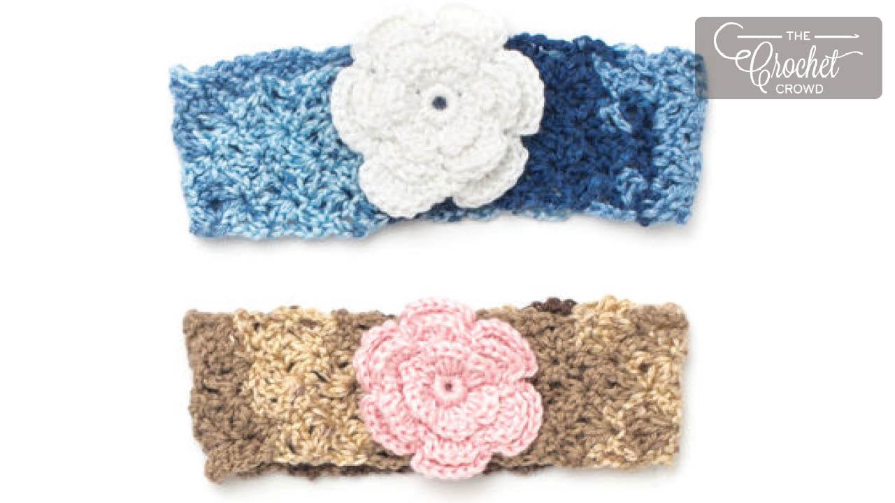 Headbands Crochet Project Gallery The Crochet Crowd