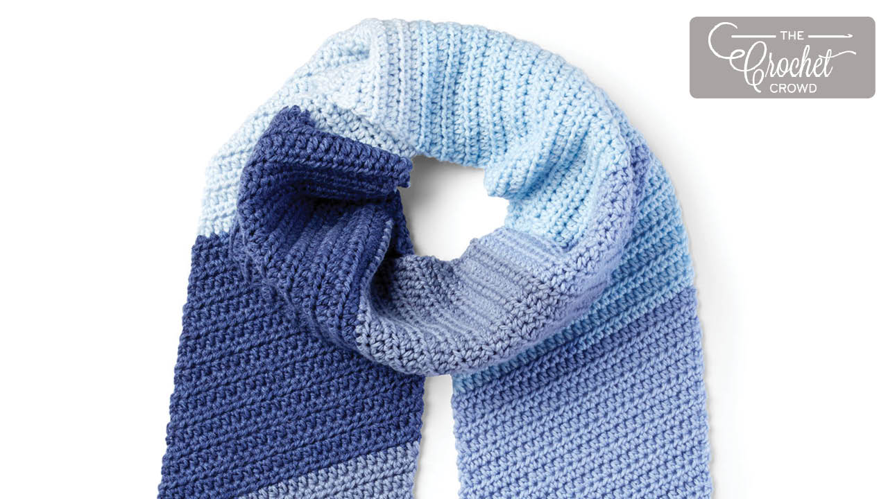 Crochet Scarf Project