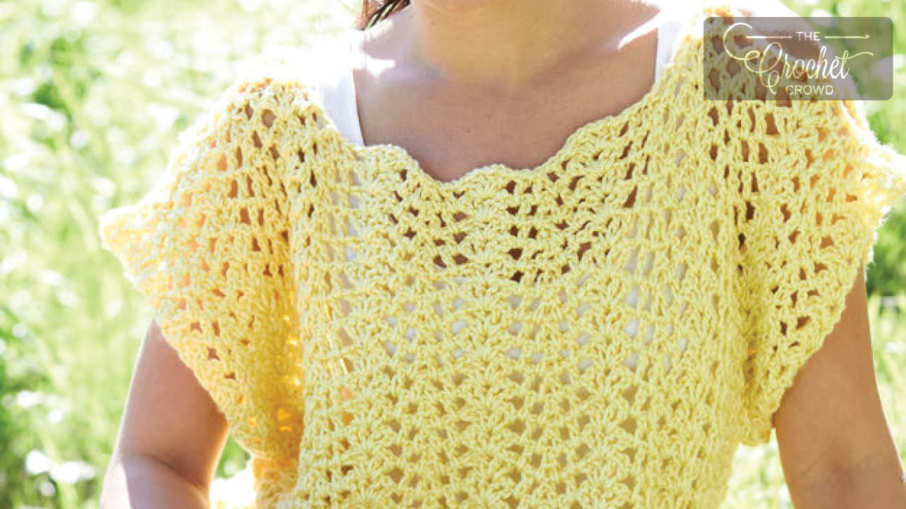 Crochet Top Projects
