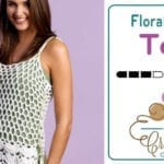 Floral Cami Top + Tutorial