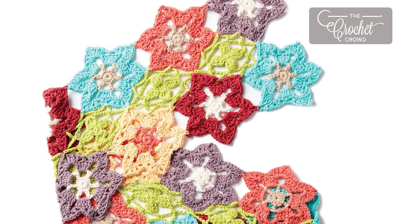 Crochet Flower Projects