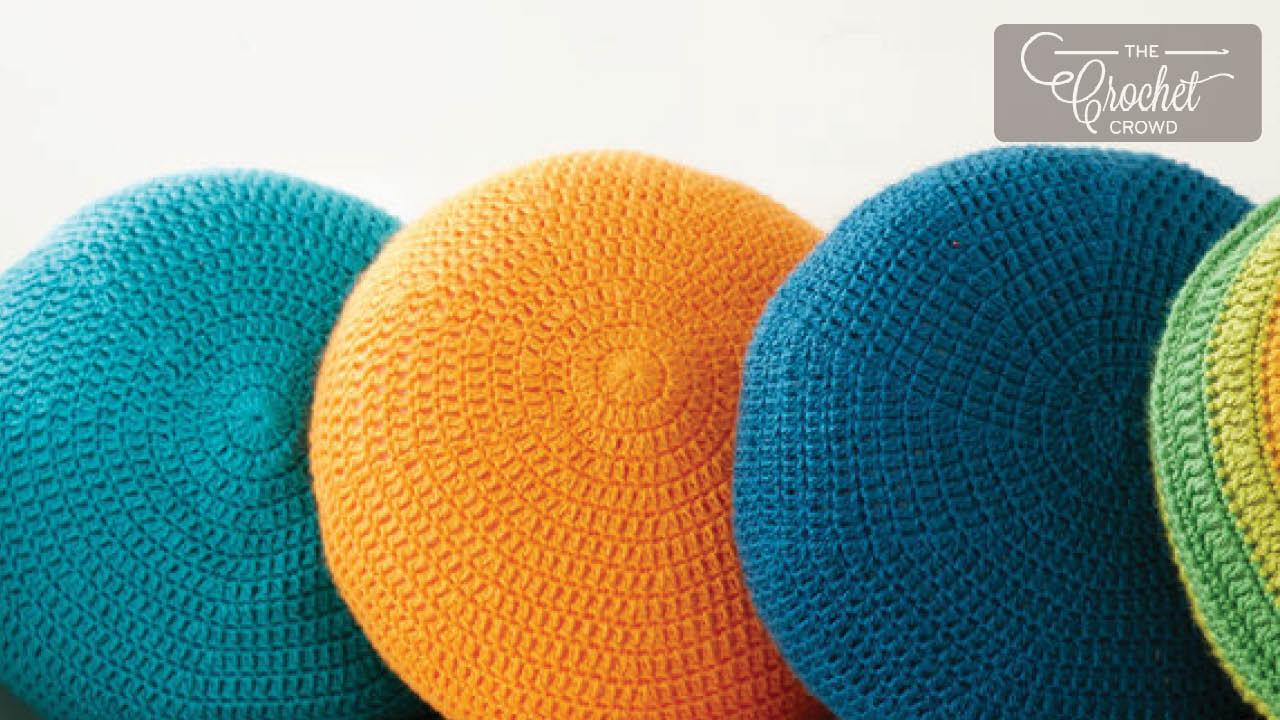 Crochet Pillow Projects