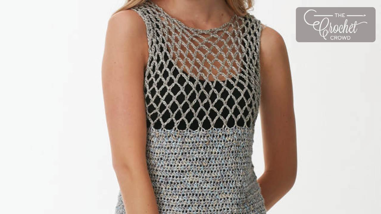 Tank Top Free Crochet Patterns