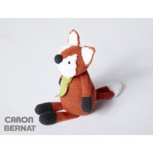 Crochet Fox Doll