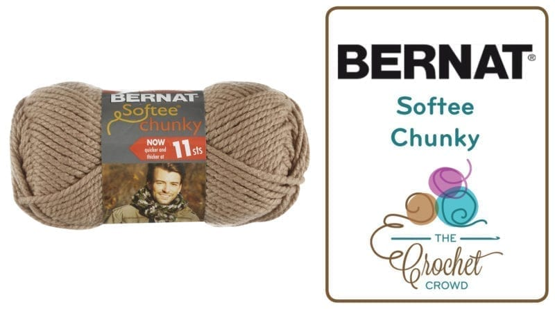 Bernat Softee Chunky Yarn