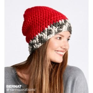Crochet Dipped Tipped Hat