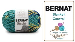 Bernat Blanket Coastal Collection