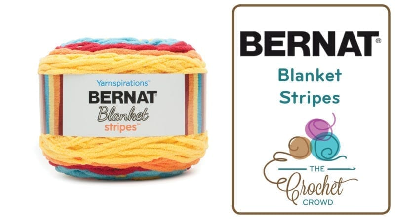 Bernat Blanket Stripes Yarn