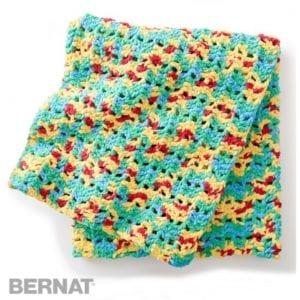 Crochet Bright Blanket