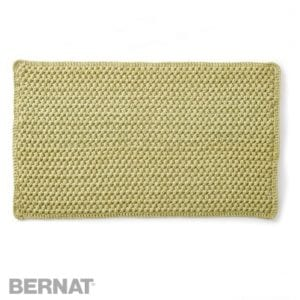 Crochet Bathmat