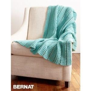 Crochet Eyelets Afghan