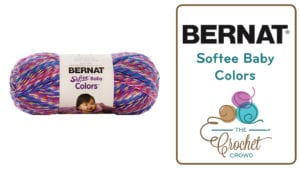 Bernat Softee Baby Colors Yarn