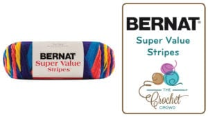 Bernat Super Value Stripes