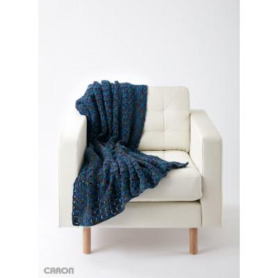Crochet Tiles in Style Blanket