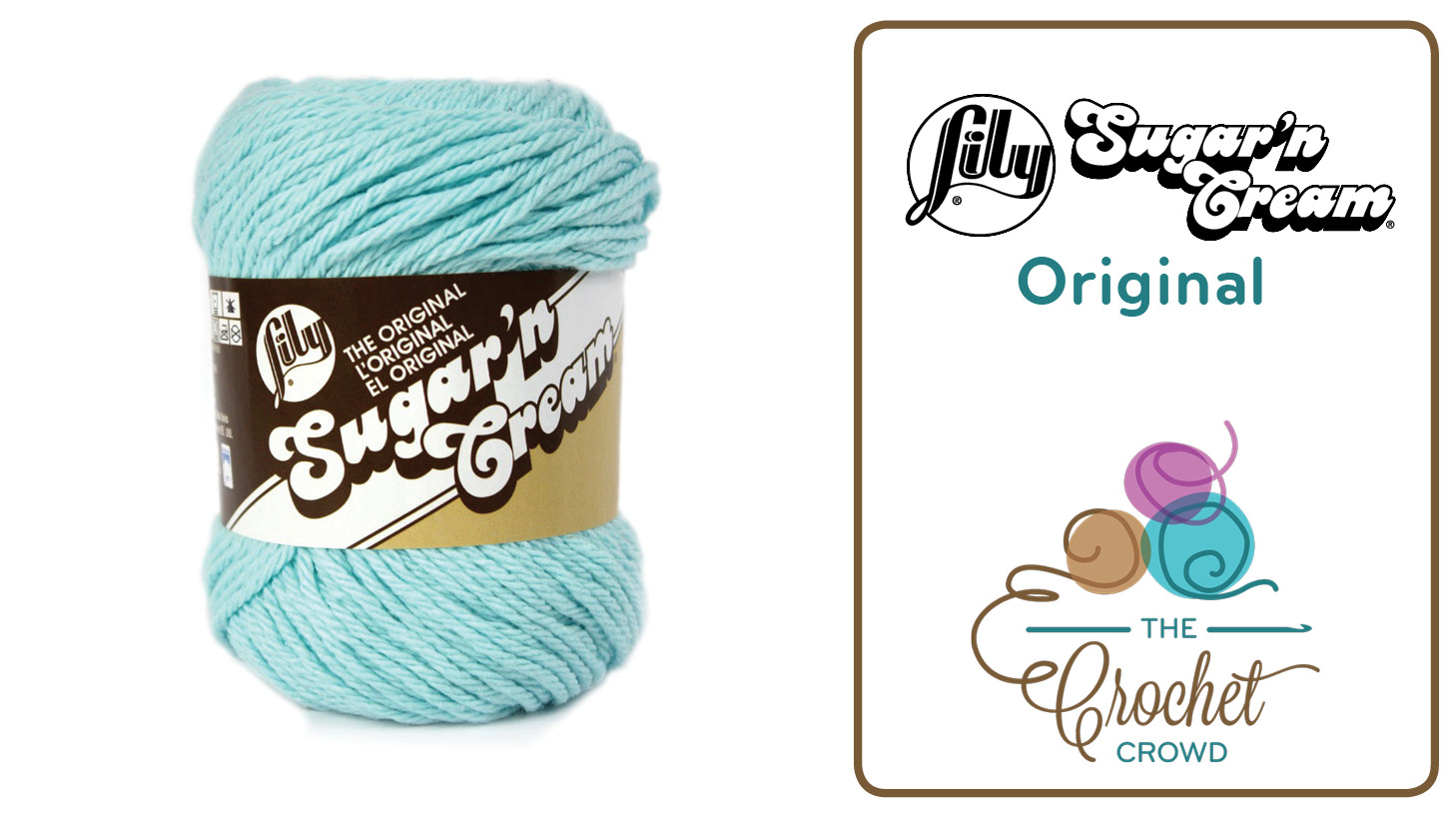 Lily Sugar 'n Cream Yarn