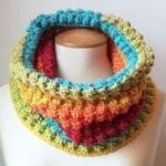 19 All the Colors Cowl