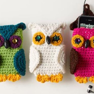 27 crochet phone cover pattern ideas the crochet crowd cover 4 owl cell phone cozy dt1010fo