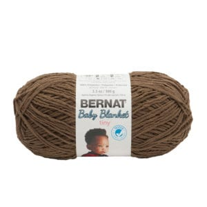 Bernat Blanket Tiny - Brown Bear