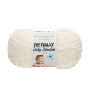 Bernat Blanket Tiny - Polar Bear