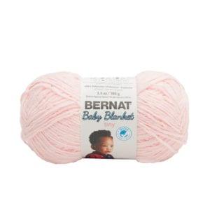 Bernat Blanket Tiny - Hush Pink