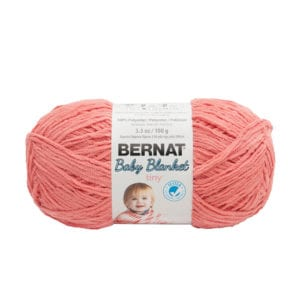 Bernat Blanket Tiny - Tea Rose