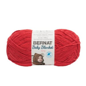 Bernat Blanket Tiny - Red Barn