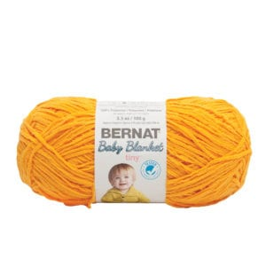 Bernat Blanket Tiny - Sunflower