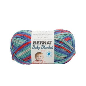 Bernat Blanket Tiny - Calico Quilt