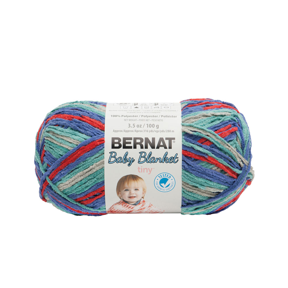 What To Do with Bernat Blanket Tiny Yarn - The Crochet Crowd®