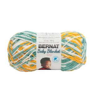 Bernat Blanket Tiny - Dandelion Skies