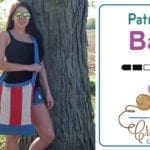 Crochet Patriotic Summer Tote Bag Pattern + Photo Tutorial