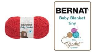 Bernat Baby Blanket Tiny