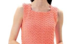 Crochet Summer Top
