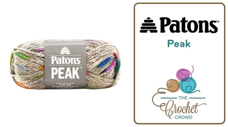 Patons Peak Yarns