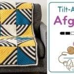 Crochet a Tilt-A-Whirl Afghan Pattern + Tutorial